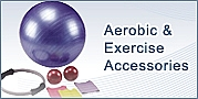 Aerobic & Exercise Accessories